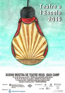Participem en la XXXVIII Mostra de Teatre Reus-Baix Camp