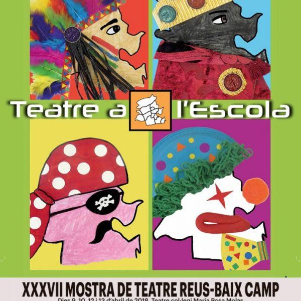 Participem en la XXXVII Mostra de Teatre Reus-Baix Camp