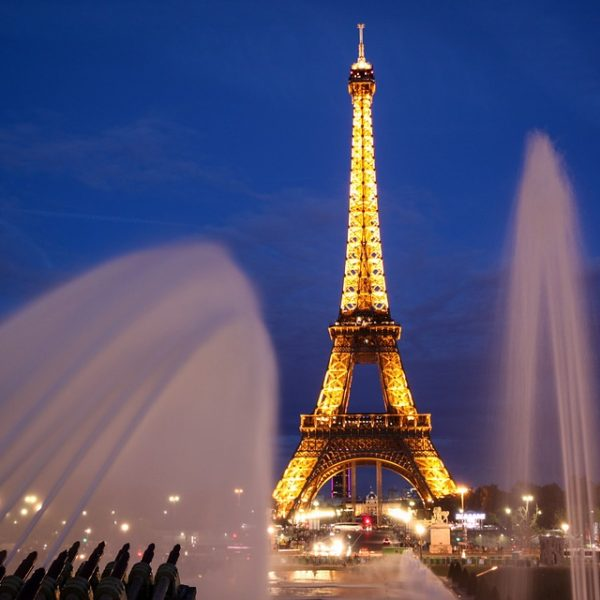 Viatge a París 2018
