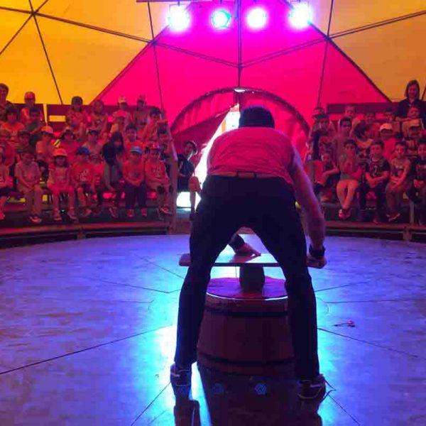 Excursió al circ de Valls- Companyia Passabarrets